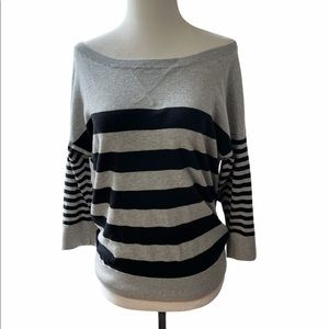 American Eagle off the shoulder 3/4 sleeve sweater